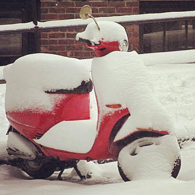 Is jouw scooter al winterproof?
