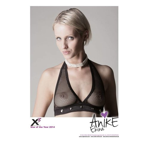 Anike Ekina Autogramm Groß 2014