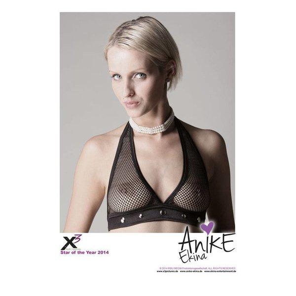 Anike Ekina Autogramm Groß 2014 handsigniert