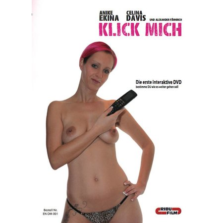 "Anike Ekina Plakat DIN A2 KLICK MICH ""RESTPOSTEN"""