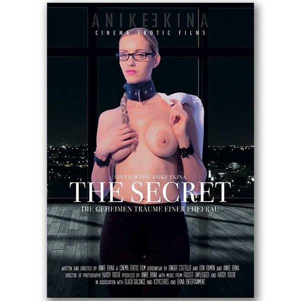 Anike Ekina -  THE SECRET Poster DIN A2  45 x 60 cm