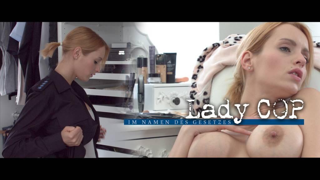 LADY COP - Anike Ekina neue XXX Serie