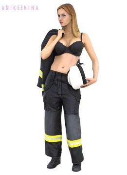 Anike Ekina - Sexy Firefighter