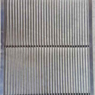 AVH Machinebouw Alu spijlenplaat 52x61