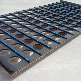 AVH Machinebouw Sorteerplaat 75x120 cm