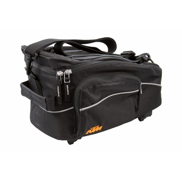 Carrier Top Trunk Bag+Snap It