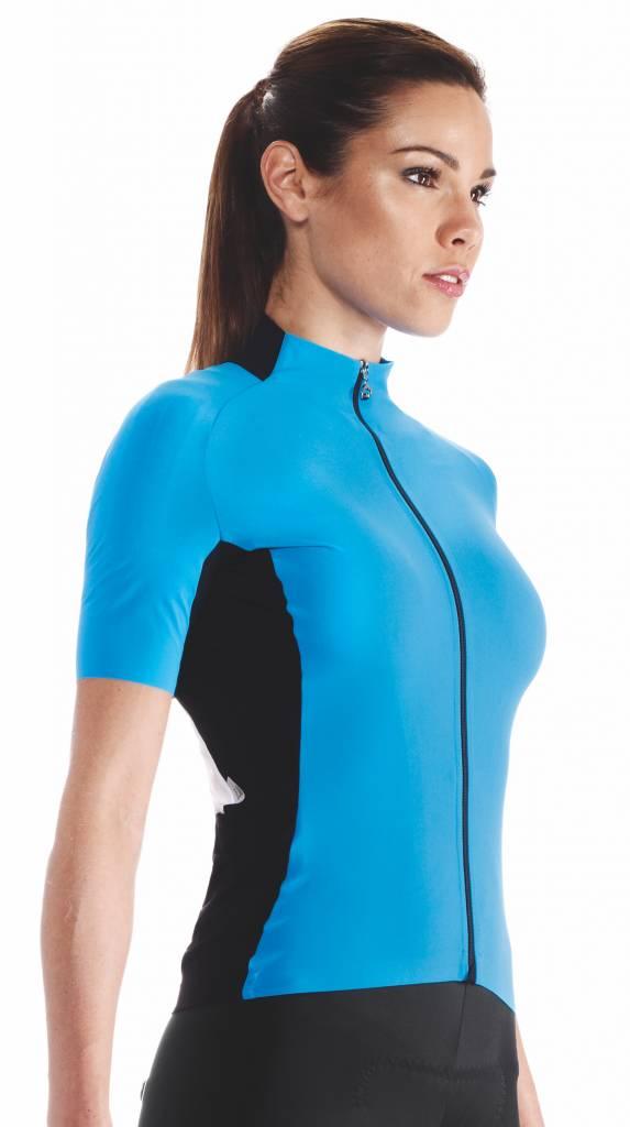 Assos SS.Jerseylaalalai_evo8 shirt Blauw Dames