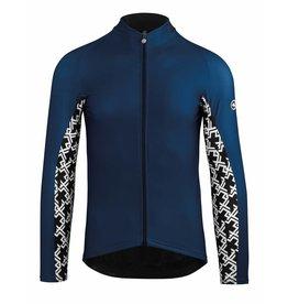 Assos Mille GT Spring Fall LS Jersey Blauw