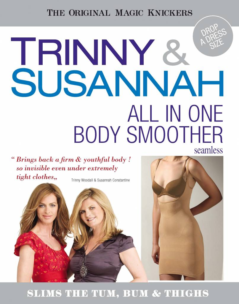 Trinny and Susannah All-in-One Body Smoother