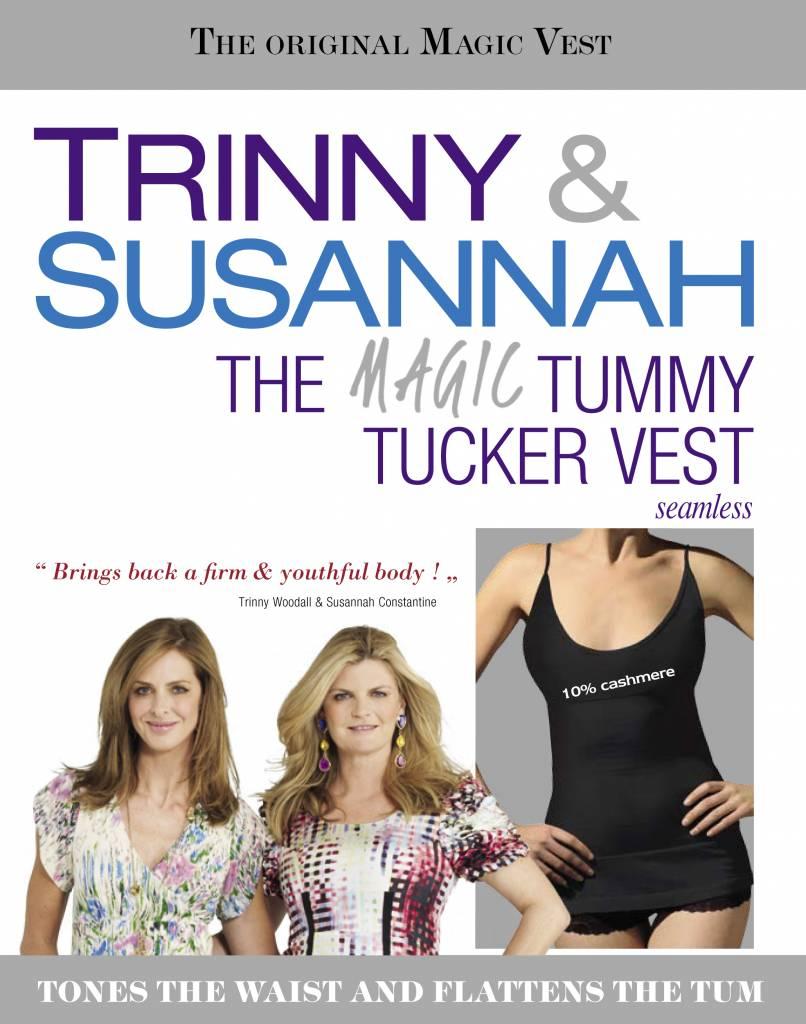 Trinny and Susannah The Magic Tummy Tucker Vest