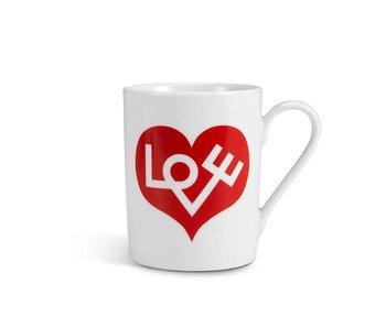 Vitra Coffee Mug Love Red
