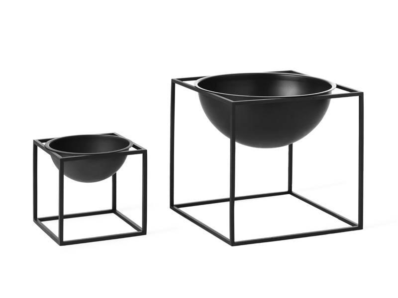 by Lassen Kubus Bowl Small Black