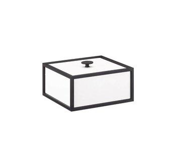 By Lassen Frame Box 14 White