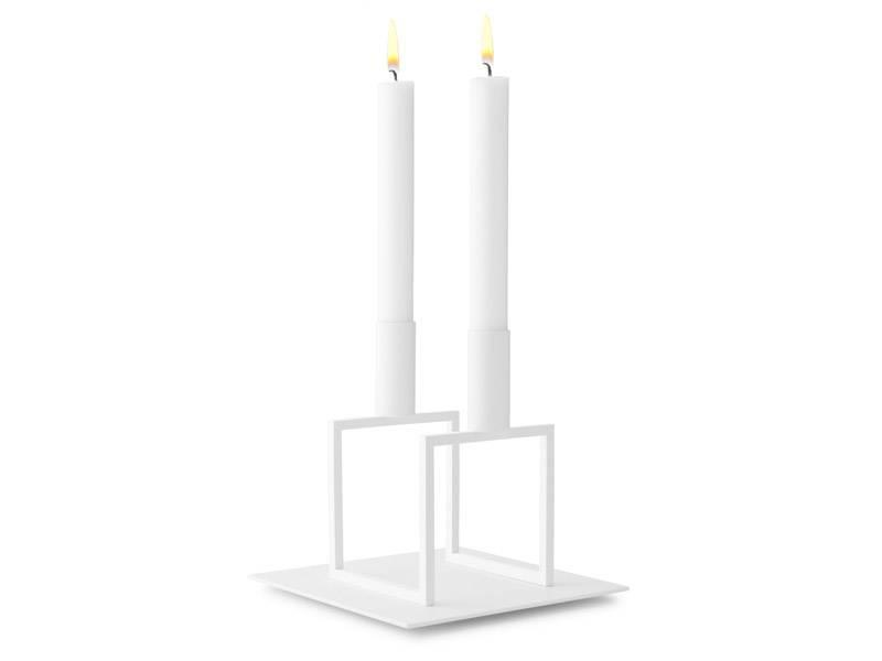 by Lassen Base for Line Candle Holder White