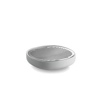 Alessi Birillo Soap Dish White