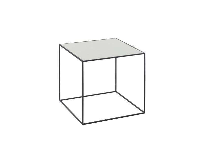 by Lassen Twin 35 Table Misty Green/Brass