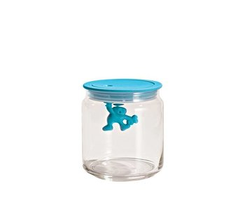 Alessi Gianni Voorraadpot 70 cl Turquoise