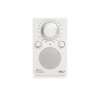 Tivoli Audio PAL BT White/White