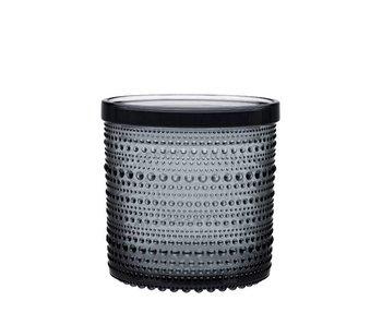 Iittala Kastehelmi Jar Grijs 11,4 cm