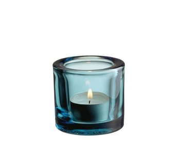 Iittala Kivi Votive Sea Blue