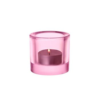 Iittala Kivi Votive Light Pink
