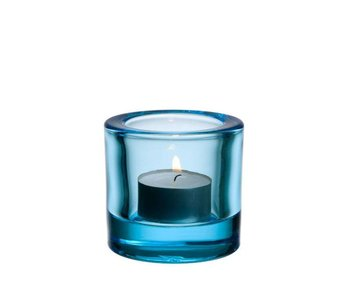 Iittala Kivi Votive Light Blue