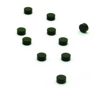 Trendform Steely Magnets Zwart 10 pcs.
