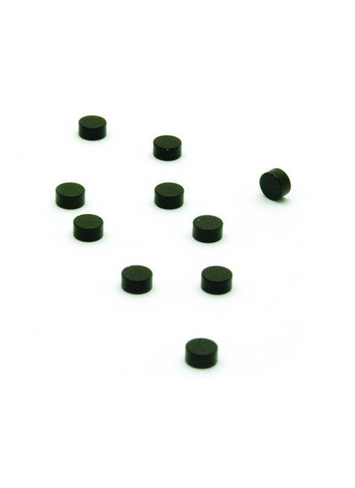 Trendform Steely Magnets Zwart 10 pcs.