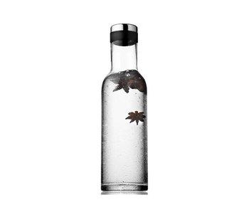 Menu Water Bottle Carafe