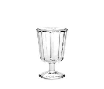 Serax Surface Rood Wijnglas