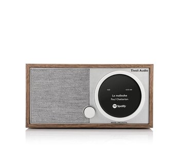 Tivoli Audio Model One Digital Walnut/Grey