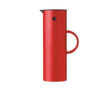Stelton EM77 Vacuum Jug 1 l Red