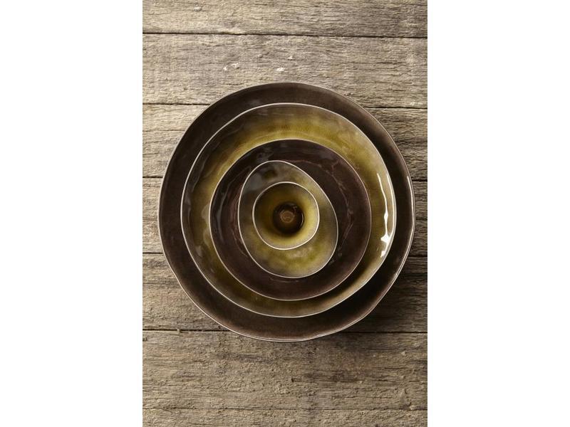 Serax Pure Kommetje Bruin 10,5 cm