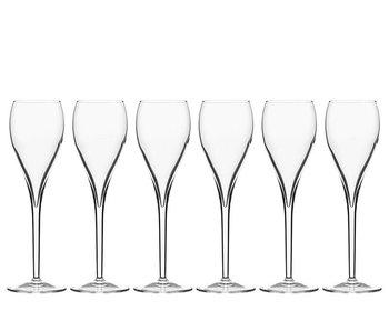 Italesse Privè Champagneglas 6 pcs.