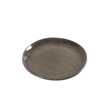 Serax Pure Rond Bord Grijs 20,5 cm