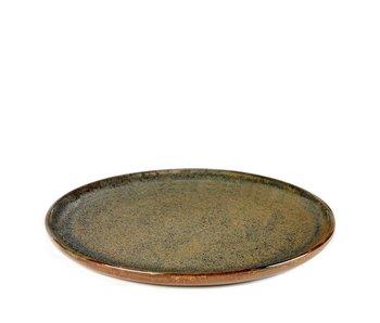 Serax Surface Plat Bord Indi Grey 27 cm
