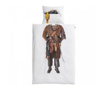 Snurk Dekbedovertrek Piraat