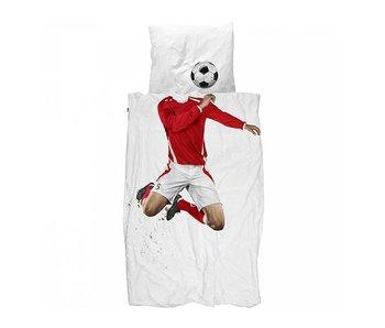 Snurk Dekbedovertrek Soccer Champ