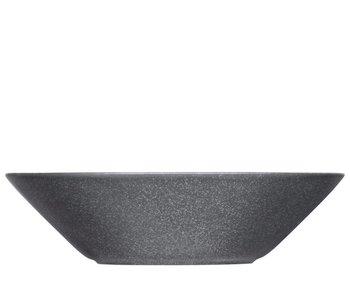 Iittala Teema Diep Bord Dotted Grey 21 cm