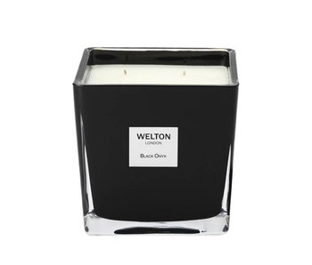 Welton Bougie Black Onyx Large