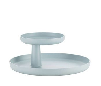Vitra Rotary Tray Ice Grey