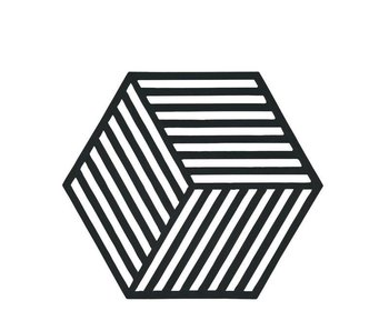 Zone Denmark Hexagon Trivet Black