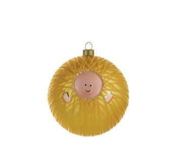 Alessi Kerstbal Gesù Bambino