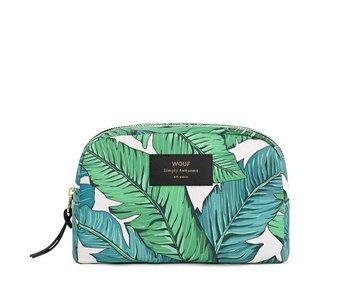 Wouf Tropical Large Beauty Bag