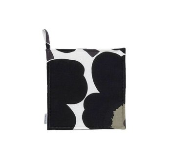 Marimekko Unikko Pot Holder White/Black