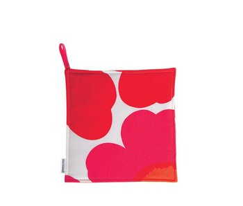 Marimekko Unikko Pot Holder Red