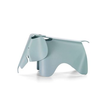 Vitra Eames Elephant Ice Grey Small