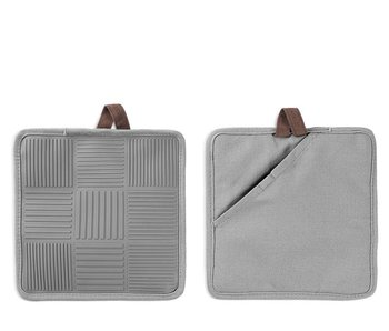 Rosendahl Nanna Ditzel Pot Holder 2pcs. Grey