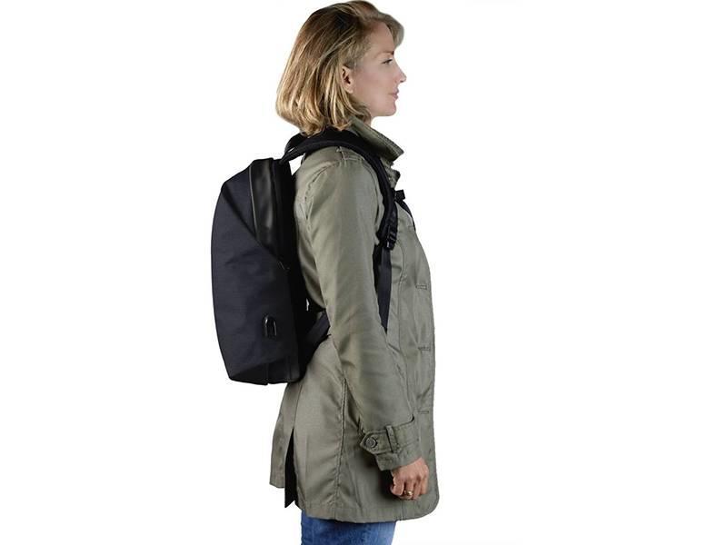 Wexley Urban Backpack Black/Black