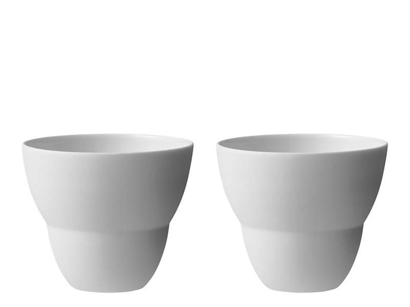 Vipp 202 Coffee Cup White 2 pcs.